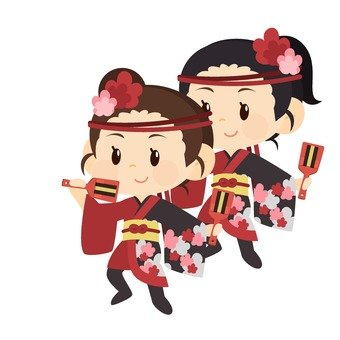 Yosakoi Naruko Dance 3