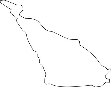 Ukijima_ line drawing