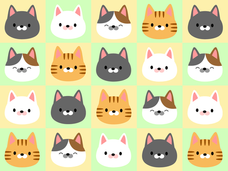 A lot of cats 02