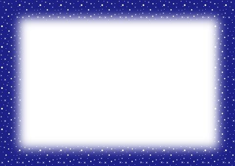 Starry-sky_ 밤하늘의 프레임 3