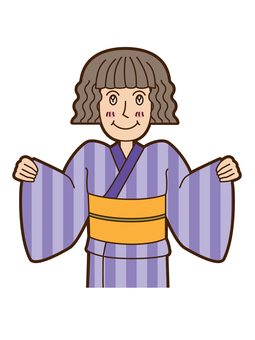 Yukata _ female _ 02