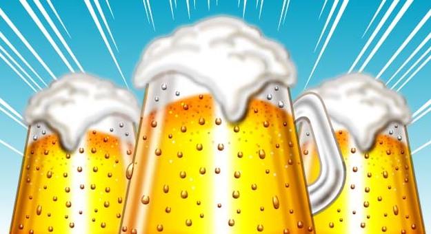 Beer toast G