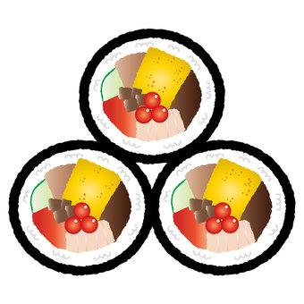 Food 07_08 (Ehumaki, heavy roll)