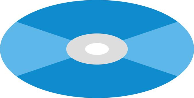 簡單的藍光光盤