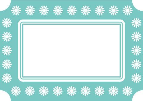 Daisy frame 2
