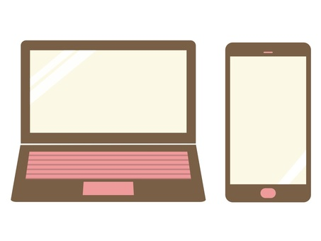 Smartphone and computer