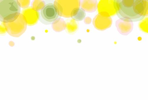 水彩画風背景09