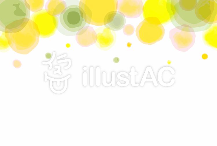 水彩画風背景09のイラスト