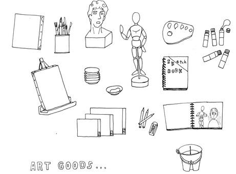 Art goods