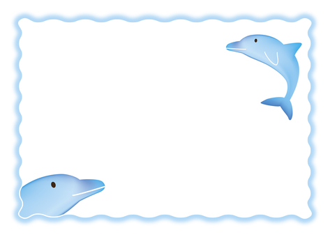 Free Cliparts : sea, Dolphin, summer, Marine - 478850 | illustAC