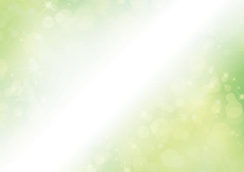 Green sparkling 17