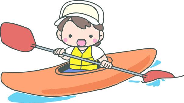 Canoe (boy)