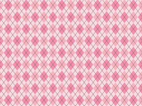 Pink plaid background 2