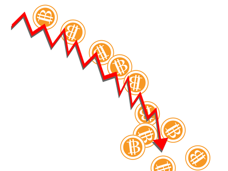 Bit coin crash 2