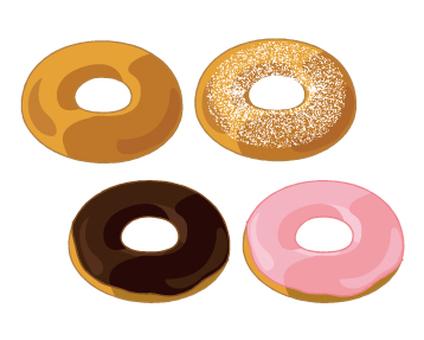 Donut variations
