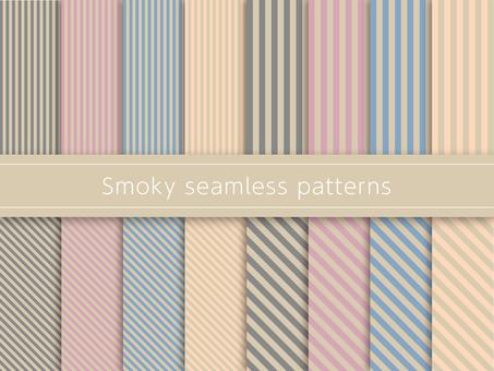 Stripe pattern swatch