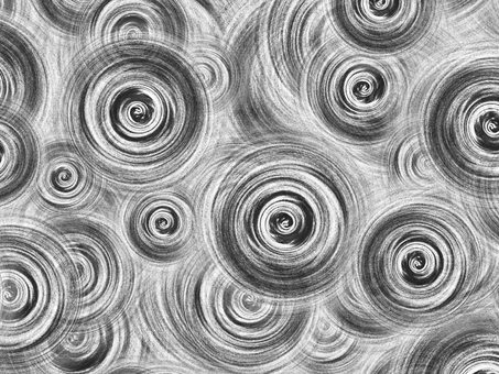 Swirl background (black)