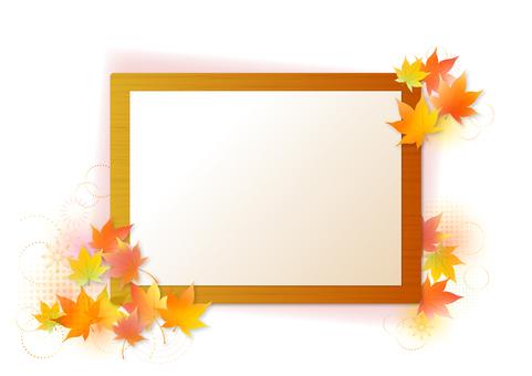 Fall image material 32
