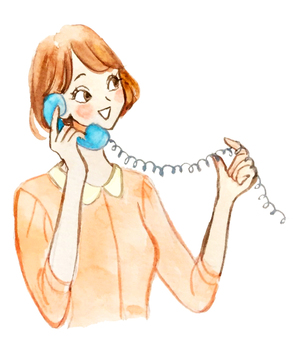 A woman to call
