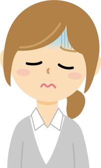 Female depressed 1