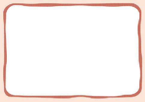 Check ribbon wallpaper