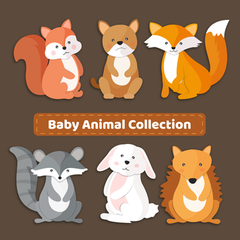 Baby Animal Collection