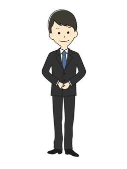 Suit Men 4