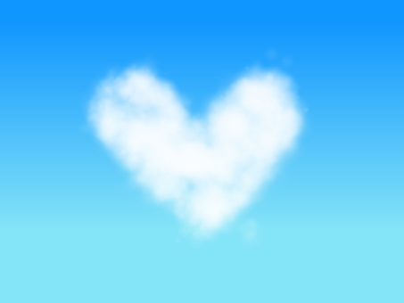 Sky _ Heart Cloud 01