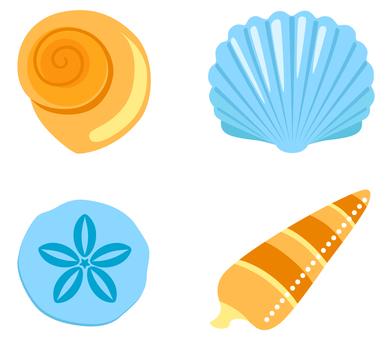 Summer shellfish