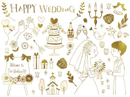 Wedding - Set