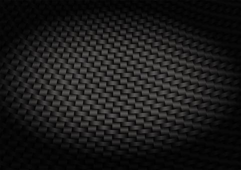 黑色背景 - 碳-06