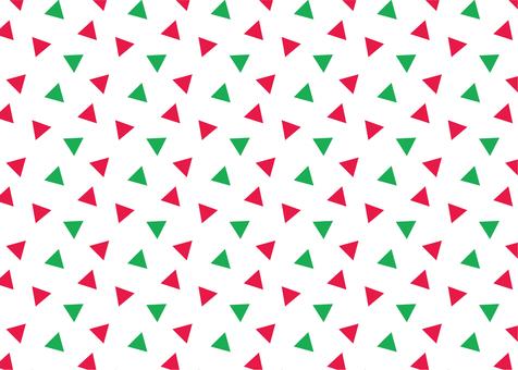 Pattern 91 Flag Christmas