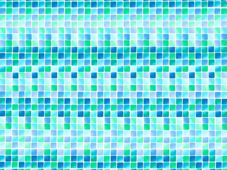 Tile Blue series
