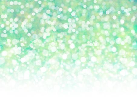 Mixing dots 31 (green)