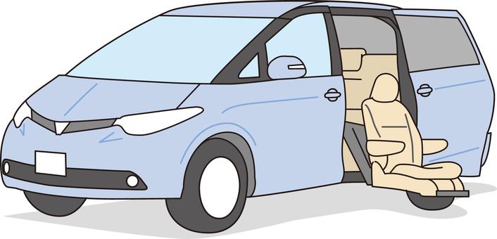 Welfare vehicles