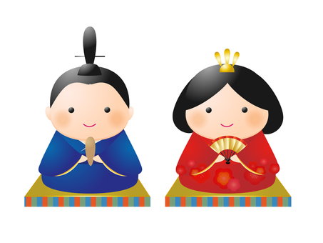 Hina dolls 2