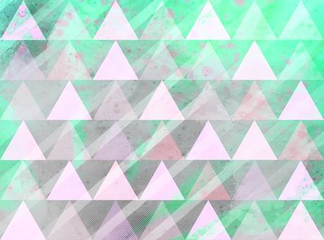 Triangle background 2