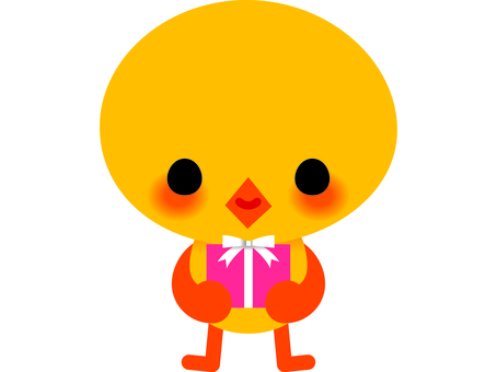 Chicks and gifts