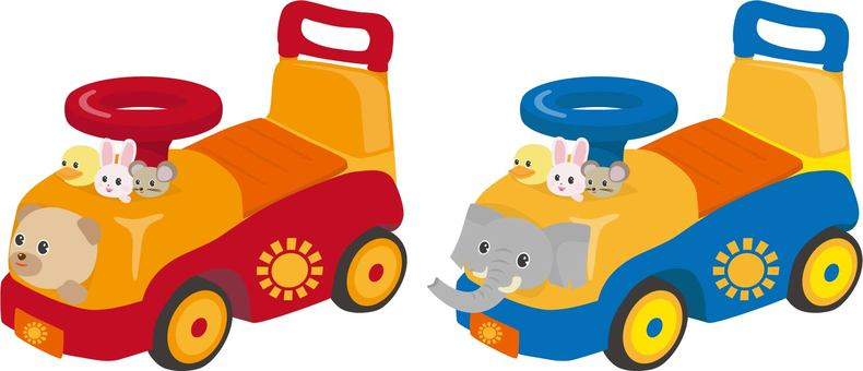Wheelbarrow toddler