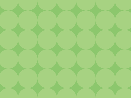Texture circle green 1