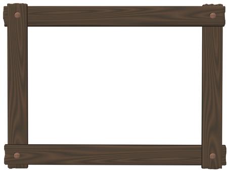 Wood frame Ⅲ