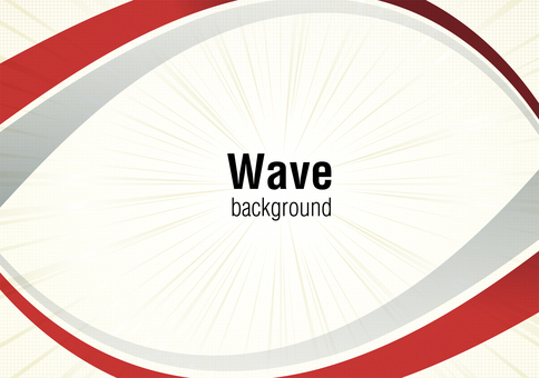 Background design / Wave material 17