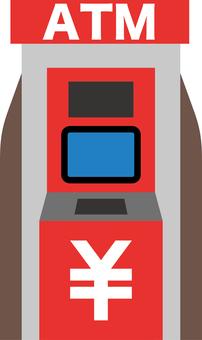 ATM キャッシュディスペンサー