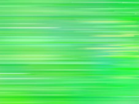 Speed line / stream line (green)