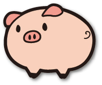Cerdos de mango