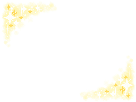 반짝이 프레임 1 (프리 사이즈 용)