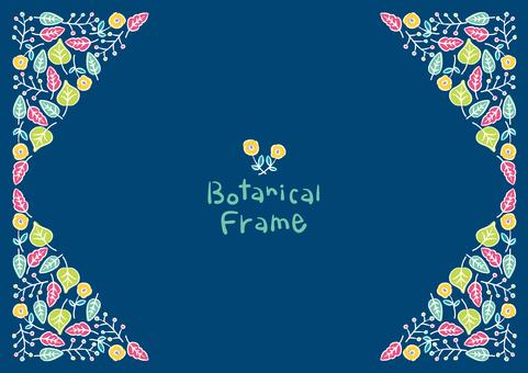 Botanical frame 02