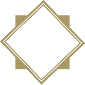 Rhombus frame
