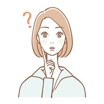여성 3 의문