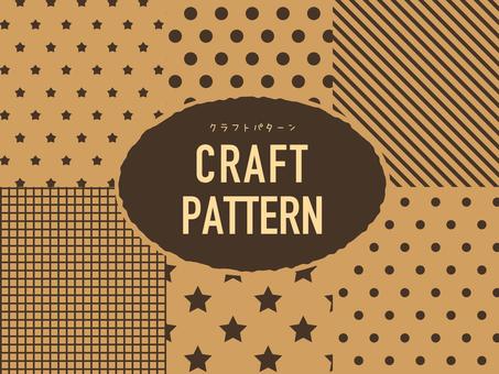 Craft color pattern set